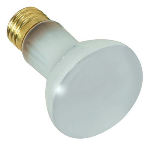 Satco Lighting Incandescent R20 Light Bulb Medium Base 12V by Satco S7002