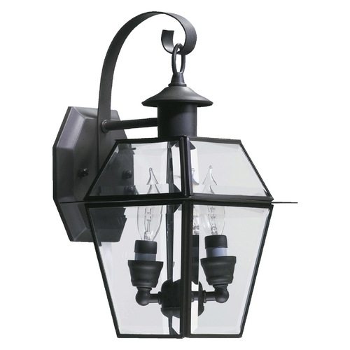 Quorum Lighting Quorum Lighting Duvall Bronze Outdoor Wall Light 729-2-36