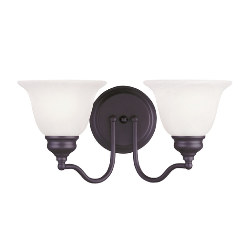 Livex Lighting Livex Lighting Essex Bronze Bathroom Light 1352-07