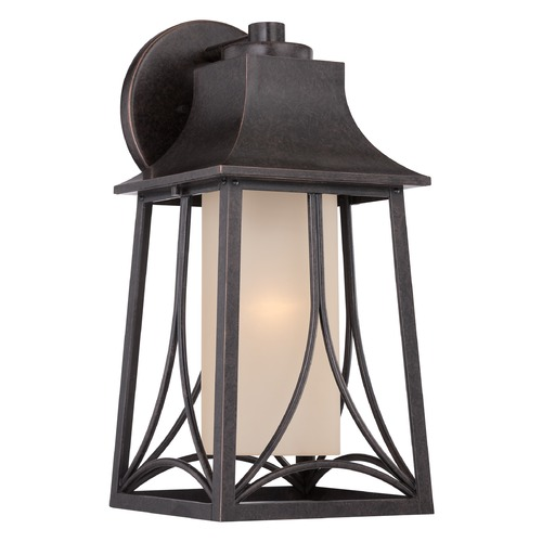 Quoizel Lighting Quoizel Hunter Imperial Bronze Outdoor Wall Light HTR8408IBFL