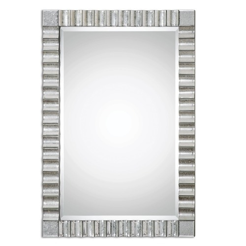Uttermost Lighting Uttermost Amisos Scalloped Wall Mirror 08144