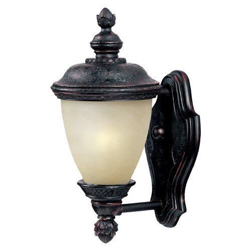 Maxim Lighting Maxim Lighting Carriage House Oriental Bronze LED Outdoor Wall Light 56525MOOB
