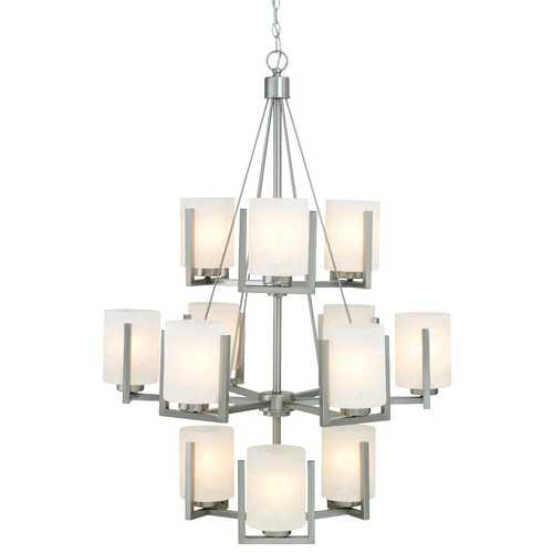 Dolan Designs Lighting Twelve-Light Chandelier 2243-09