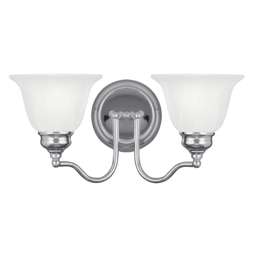 Livex Lighting Livex Lighting Essex Chrome Bathroom Light 1352-05