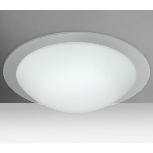 Besa Lighting Besa Lighting Ring LED Flushmount Light 977100C-LED