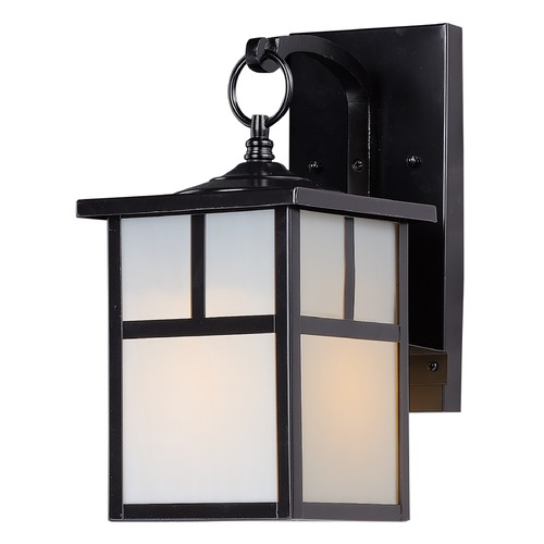 Maxim Lighting Maxim Lighting Coldwater Black Outdoor Wall Light 4053WTBK