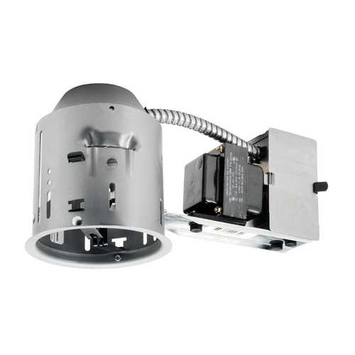 Juno Lighting Group 4-Inch Low Voltage Recessed Remodel Can TC44R