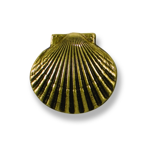 Michael Healy Scallop Sea Shell Doorbell Button MHR06