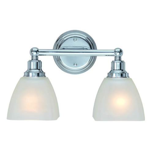 Jeremiah Lighting Jeremiah Bradley Chrome Bathroom Light 26602-CH