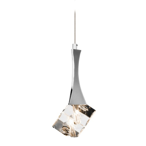 Elan Lighting Elan Lighting Rockne Chrome Mini-Pendant Light 83130