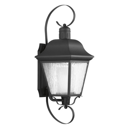 Progress Lighting Progress Lighting Andover CFL Black Outdoor Wall Light P6621-31