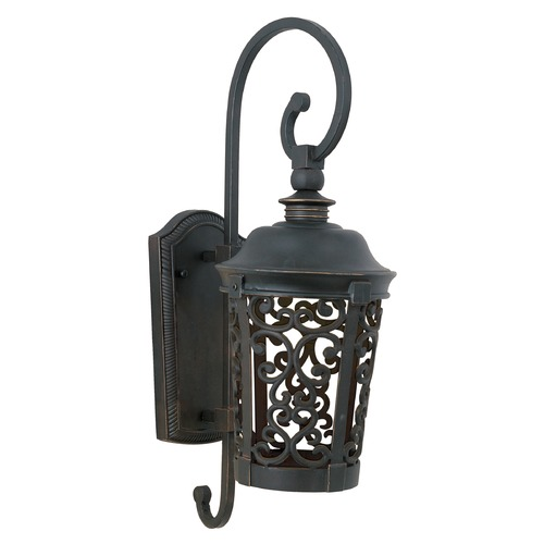 Maxim Lighting Maxim Lighting Whisper Dark Sky Bronze LED Outdoor Wall Light 55393BZ