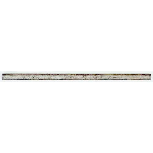 Quoizel Lighting Indoor Stem Segment in Mottled Silver Finish 9006EXMM