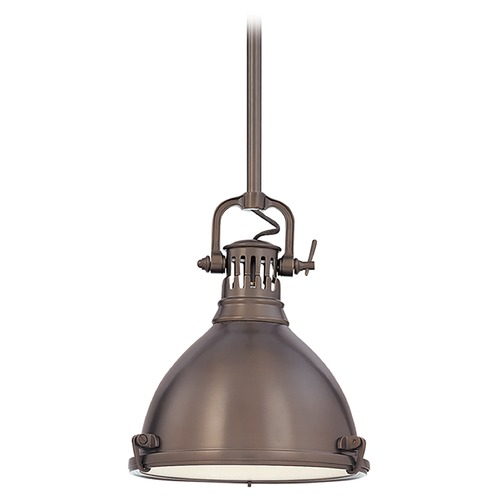 Hudson Valley Lighting Solid Brass Pendant 2211-HB