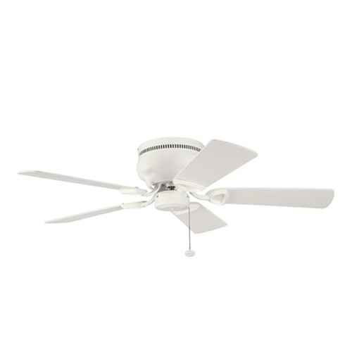 Kichler Lighting Kichler 42-Inch Bronze Ceiling Fan with Five Blades 339017OBB