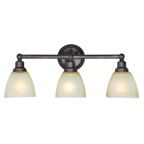 Craftmade Lighting Craftmade Bradley Bronze Bathroom Light 26603-BZ