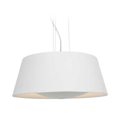 Access Lighting Access Lighting Soho Rice Pendant Light with Drum Shade 23765-RIC