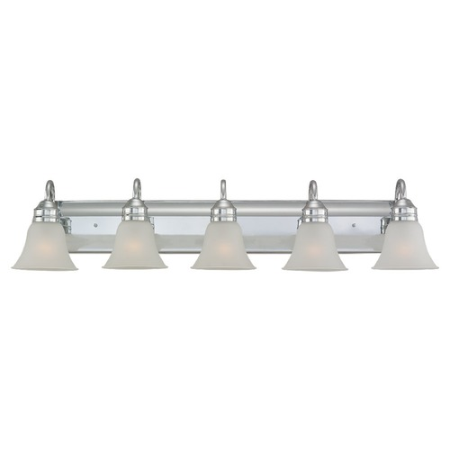 Sea Gull Lighting Sea Gull Lighting Gladstone Chrome Bathroom Light 44854BLE-05