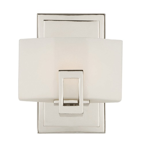 Savoy House Savoy House Lighting Andover Polished Nickel Sconce 9-451-1-109