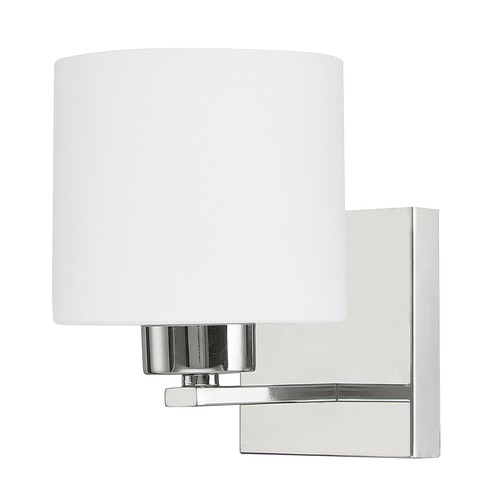 Capital Lighting Capital Lighting Steele Chrome Sconce 8491CH-103