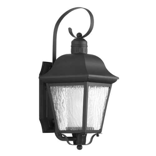 Progress Lighting Progress Lighting Andover CFL Black Outdoor Wall Light P6620-31