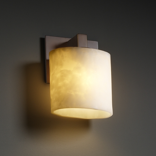 Justice Design Group Justice Design Group Clouds Collection Sconce CLD-8931-30-DBRZ