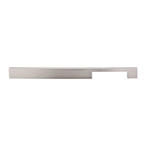Top Knobs Hardware Modern Cabinet Pull in Brushed Satin Nickel Finish TK25BSN