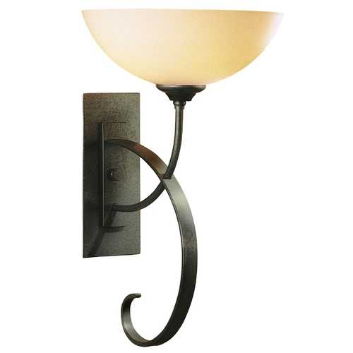 Hubbardton Forge Lighting Single-Light Sconce 204522-20-G16