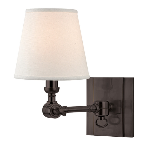 Hudson Valley Lighting Hudson Valley Lighting Hillsdale Old Bronze Swing Arm Lamp 6231-OB