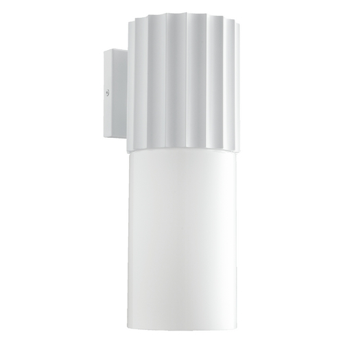 Quorum Lighting Quorum Lighting Dyno Studio White Outdoor Wall Light 730-1-8