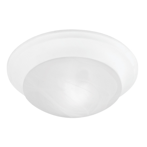 Livex Lighting Livex Lighting Omega White Flushmount Light 7304-03