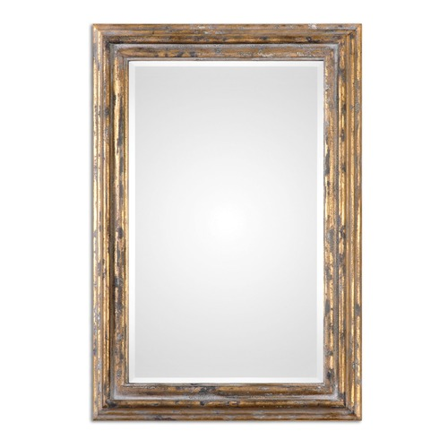 Uttermost Lighting Uttermost Davagna Gold Leaf Mirror 12896