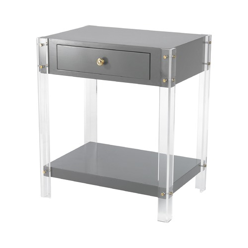 Sterling Lighting Sterling Gothenburg 1 Drawer Accent Table 351-10272