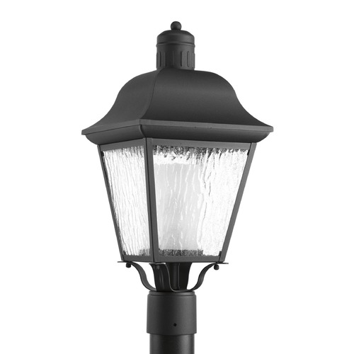 Progress Lighting Progress Lighting Andover CFL Black Post Light P6438-31