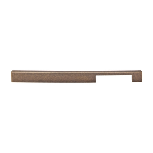 Top Knobs Hardware Modern Cabinet Pull in German Bronze Finish TK25GBZ