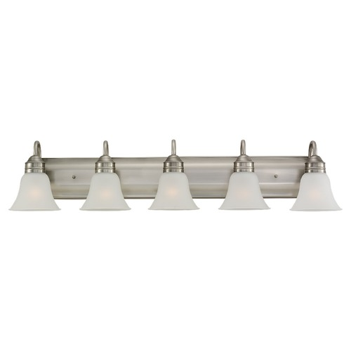 Sea Gull Lighting Sea Gull Lighting Gladstone Antique Brushed Nickel Bathroom Light 44854BLE-965