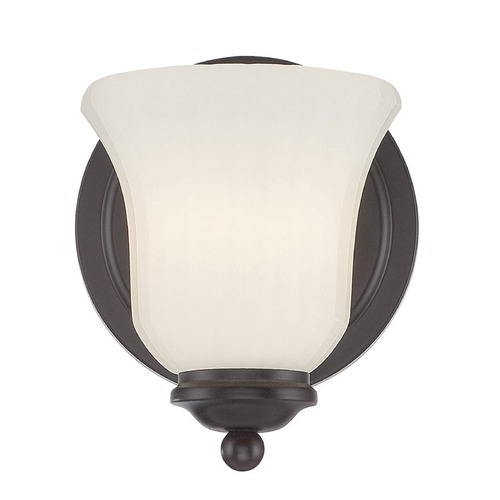 Savoy House Savoy House Lighting Mercer English Bronze Sconce 9-470-1-13
