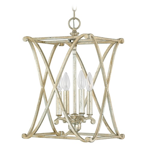 Capital Lighting Capital Lighting Alexander Winter Gold Pendant Light 9691WG