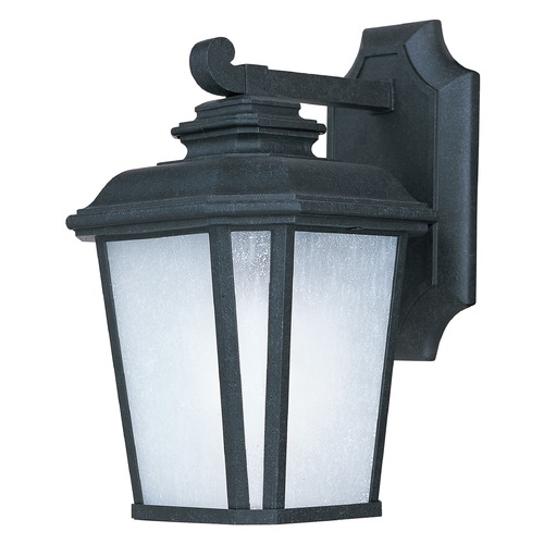 Maxim Lighting Maxim Lighting Radcliffe LED Black Oxide LED Outdoor Wall Light 55642WFBO