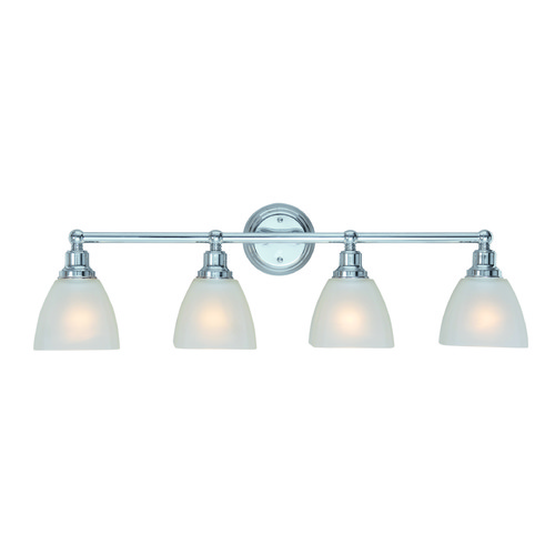 Craftmade Lighting Craftmade Bradley Chrome Bathroom Light 26604-CH