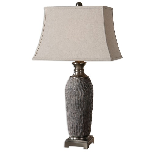 Uttermost Lighting Uttermost Tricarico Textured Lamp 26442