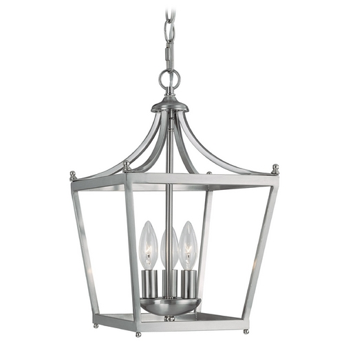 Capital Lighting Capital Lighting Brushed Nickel Pendant Light 4036BN