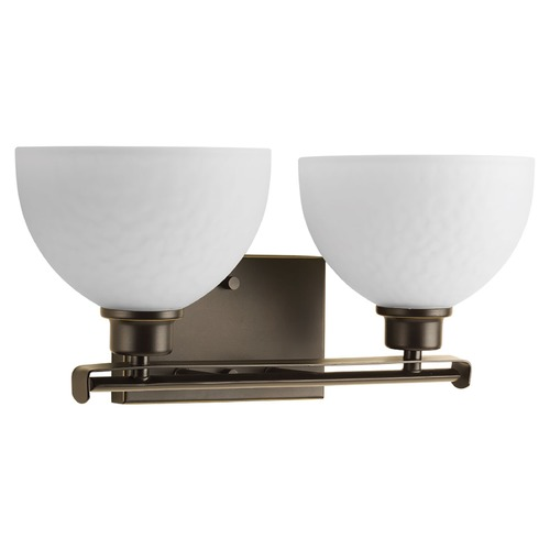 Progress Lighting Progress Lighting Legend Antique Bronze Bathroom Light P2088-20