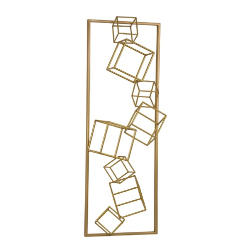 Sterling Lighting Angular Study Wall D cor 51-019
