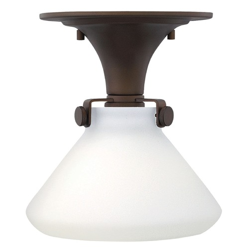 Hinkley Lighting Hinkley Lighting Congress Oil Rubbed Bronze LED Flushmount Light 3140OZ-LED