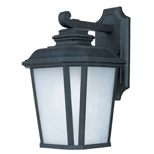 Maxim Lighting Maxim Lighting Radcliffe LED Black Oxide LED Outdoor Wall Light 55643WFBO