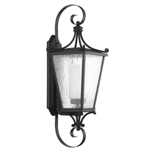 Progress Lighting Progress Lighting Cadence CFL Black Outdoor Wall Light P6628-31