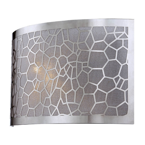 Lite Source Lighting Lite Source Lighting Kyra Chrome Sconce LS-16210C