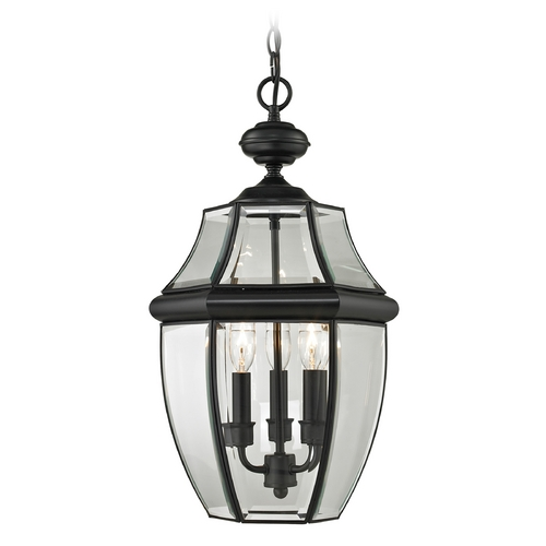 Cornerstone Lighting Cornerstone Lighting Ashford Black Outdoor Hanging Light 8603EH/60