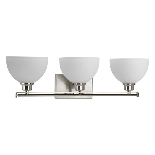 Progress Lighting Progress Lighting Legend Brushed Nickel Bathroom Light P2089-09
